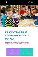 École Musique des Boisés