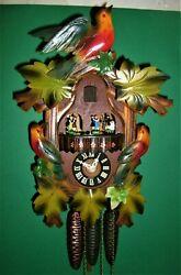 Vintage Classic SCHMECKENBECHER Musical Cuckoo clock #79