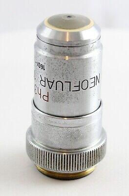 Zeiss Neofluar 100x 1.30 Oel Ph3 Phase Contrast160 - Microscope Objective