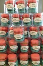 French macarons for birthday wedding bonbonniere boxes Fairfield Fairfield Area Preview