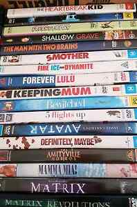 DVDS MIXED BOX OF 42 Beresfield Newcastle Area Preview