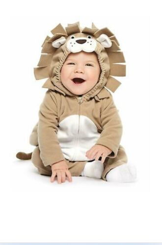 Carter's baby Little Lion Halloween Costume 6-9 m