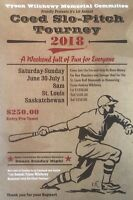 Coed SLO-Pitch Tourney