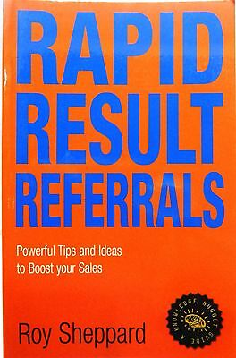 Rapid Result Referrals Powerful Tips   Ideas To Increase Your Sales Business