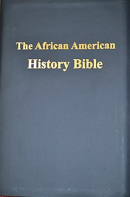 AFRICAN AMERICAN HISTORY STUDY BIBLE by Dr. Gaddy FALL SALE