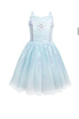 Authentic Disney Frozen2 Leotard Dress Costume For Toddlers Size 2