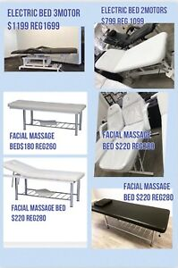 Facial massage bed salon products equipment Big Sales!