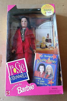 1999 Barbie Doll Rosie O'Donnell