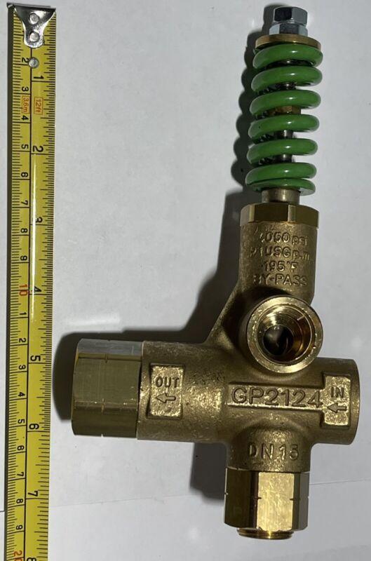 General Pump GP2124 Unloader Valve