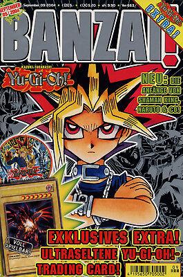 Carlsen Comics - BANZAI! Nr. 9/2004 September (Heft 35 von 50)