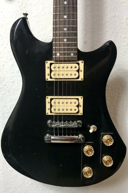 Cimar Astra rare vintage electric guitar Ibanez MIJ