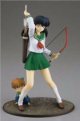 Inuyasha: Kagome & Shippo PVC Figure/Statue 1/8 Scale Kotobukiya RARE! HTF! NIB!