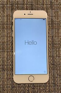 iPhone 6 Gold - 64 Gb for sale locked to Telus Network