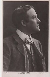 POSTCARD-ACTORS-Fred-Terry