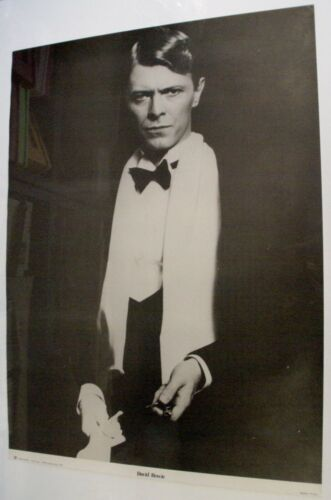 David Bowie Original French Gigolo Poster