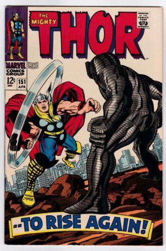 Thor # 151 (1968) VF/NM