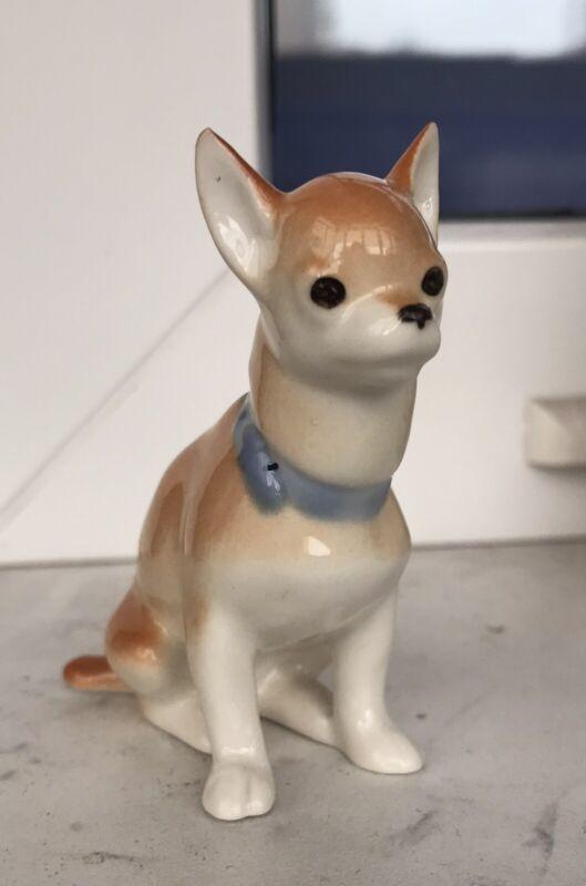 porcelain Chihuahua I.F.Z