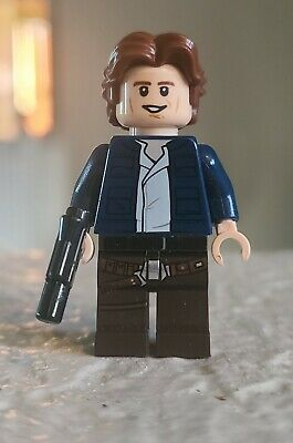Lego Star Wars Han Solo Bespin Gear from 75243 20th Anniv. Slave I