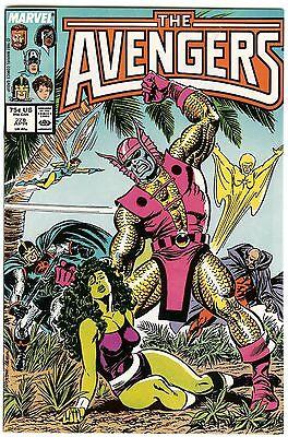 The Avengers #278 (Apr 1987, Marvel)