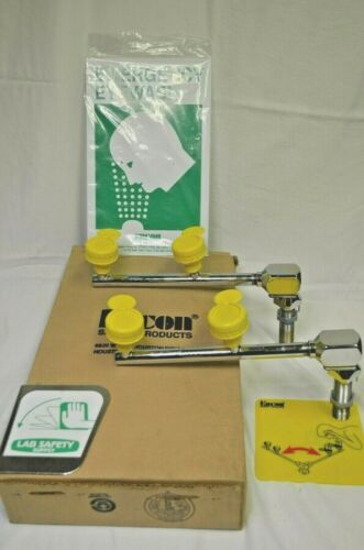ENCON 01040128 SWING-AWAY COUNTERTOP SINK EMERGENCY EYEWASH STATION - BONUS ARM