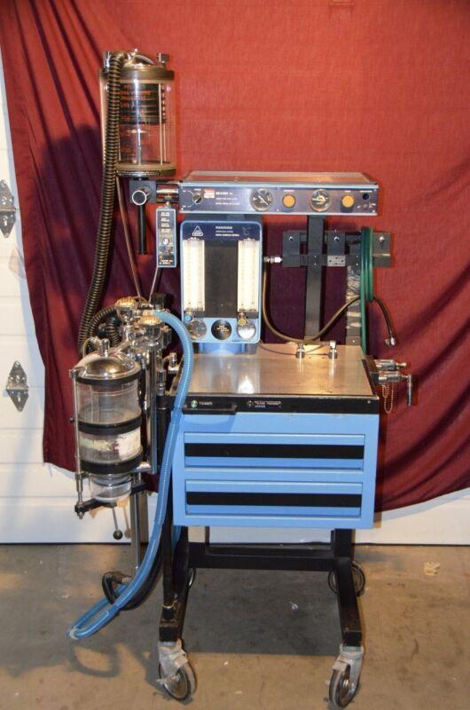 Narkomed Anesthesia Machine SN# 2712