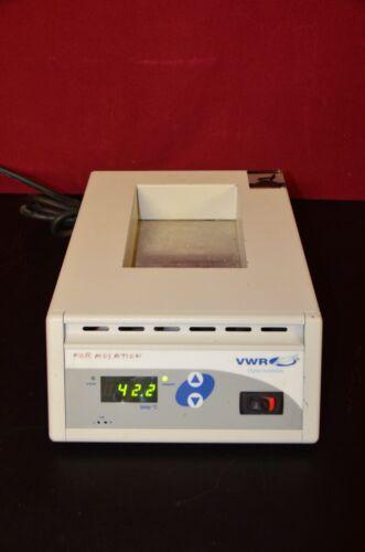 Vwr Digital Heatblock Ii 13259-052 Two Block Heater W/o Blocks /  Tested