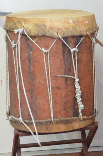 mayan Indian ceremonial drum