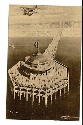 CPA - Carte postale - Belgique - Blankenberge Le nouveau Pier-1932 - VM1255