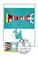 Cartolina Maximum - Elezioni Del Parlamento Europeo - 1979 -  - ebay.it