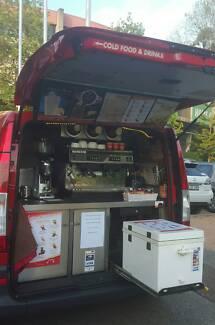Cafe2u van,business for sale