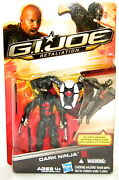 Gi Joe Retaliation Dark Ninja