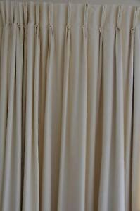 Curtains and Tracks