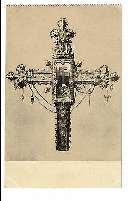 CPA - Carte postale -  BELGIQUE -Veurne- Eglise Ste Walburge-Croix reliquaire