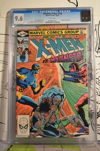 X-Men #150 CGC 9.6 Magneto appearance Wolverine