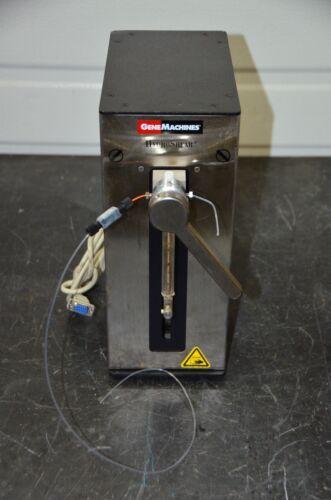 Genemachines Hydroshear Benchtop Dna Shearing Device W/ Hamilton 500µl Syringe