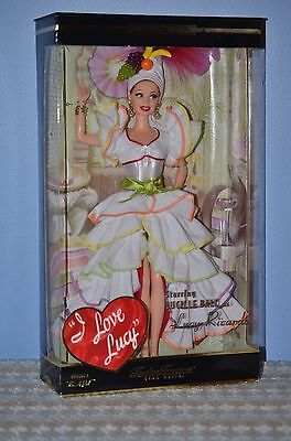 Barbie Doll Collector I love Lucy Be a Pal Lucille Ball 2001 Timeless Treasures