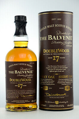 Balvenie 17 Jahre Double Wood, 0,7l, 43,0%