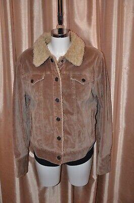 Ladies Gap Jacket, Large, Brushed Velvet, Good Condition.