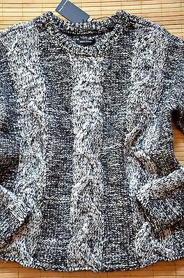 MARC O`POLO super dicker Pullover Gr. XL 42 / 44 neu Schurwolle & Alpaka Mix online kaufen