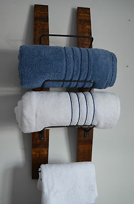 Wine Barrel - Towel Rack ()