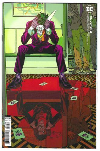The Joker #2  Vengeance, 1ST Sampson Family NM
