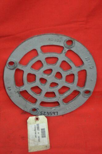 "8"" Impeller Vertical Sump Pump Housing Strainer Grate 523597 Industrial 10.5"""