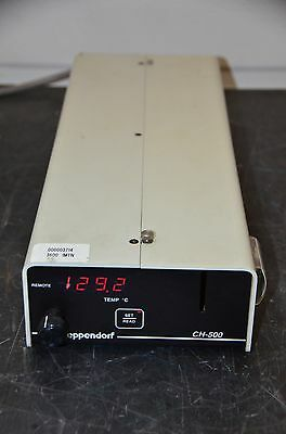 Eppendorf Ch-500 Hplc Column Heater Controller System - Tested Guaranteed