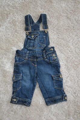 Gebraucht, Vingino Jeans Latzhose Capri Gr. 3 entspricht Gr. 98 (3Jahre) gebraucht kaufen  Versand nach Austria