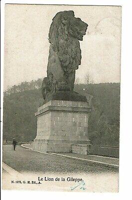 CPA - Carte Postale-Belgique - Gileppe- Son Lion-1906-VM1021