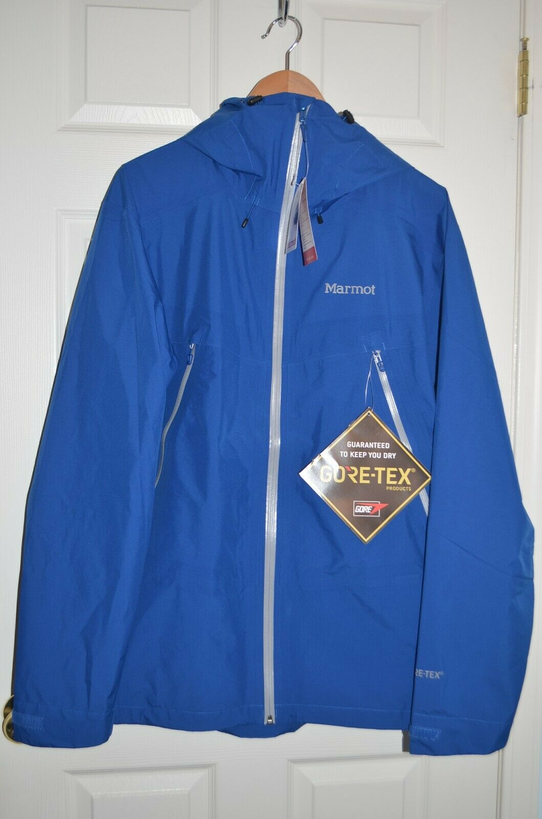 New! $225 MARMOT KNIFE'S EDGE Gore-Tex GTX Shell Jacket / 31
