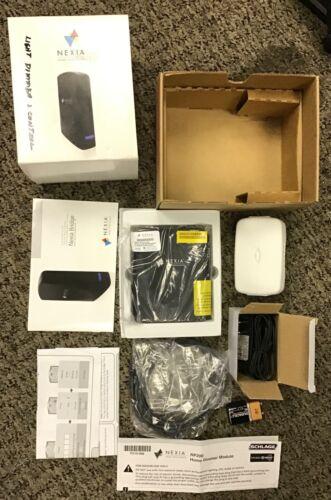 Nexia Home Intelligence Starter Kit & RP200 Light Dimmer Module - NEW OPEN BOX