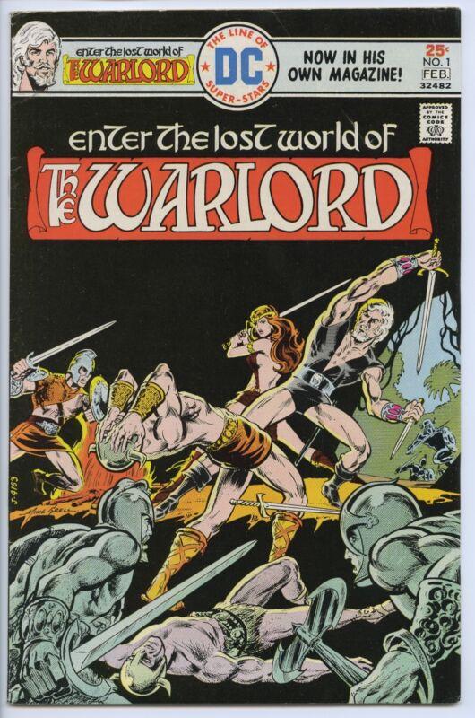 WARLORD #1 - DC