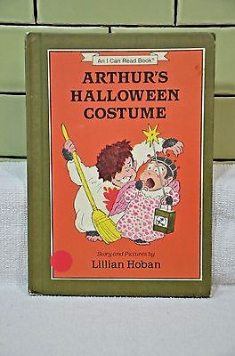 Arthur's Halloween Costume/ Hoban/ HBDJ/I Can Read level 2 - Arthur Read Halloween Costume