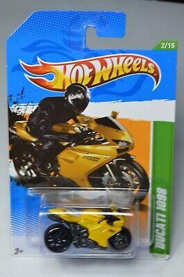 Hot Wheels 2012 Treasure Hunt  DUCATI 1098 MOTORCYCLE BIKE    SEALED  NEW